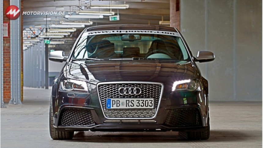 Audi RS3 430 PS