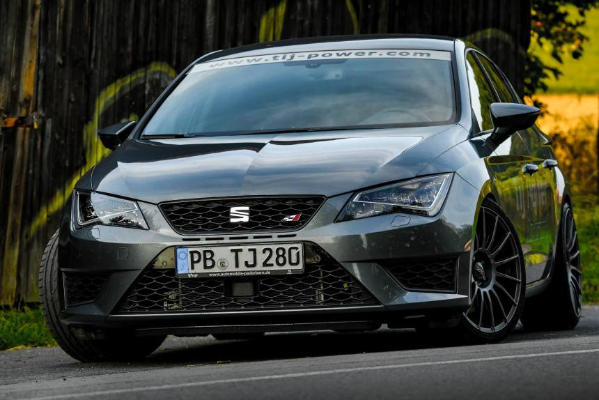 seat leon 5f cupra der profi mit 375 ps und 489 nm. Black Bedroom Furniture Sets. Home Design Ideas